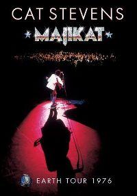 Cover Cat Stevens - Majikat - Earth Tour 1976 [DVD]